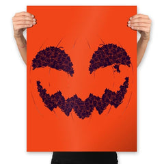 Pumpkin Cat - Anytime - Prints - Posters - RIPT Apparel