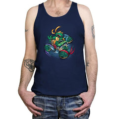 Super Mikey Kart Exclusive - Tanktop - Tanktop - RIPT Apparel