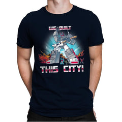 We Built This City! Exclusive - Mens Premium - T-Shirts - RIPT Apparel