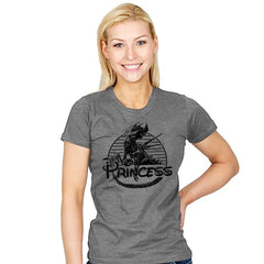New Princess - Womens - T-Shirts - RIPT Apparel