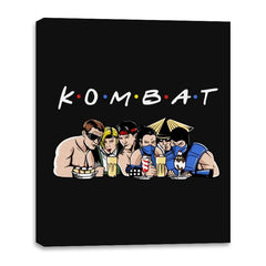 Kombat - Canvas Wraps - Canvas Wraps - RIPT Apparel