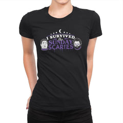 Sunday Scaries - Womens Premium - T-Shirts - RIPT Apparel