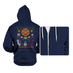 Merry Senshi - Hoodies - Hoodies - RIPT Apparel
