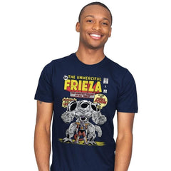 The Unmerciful Frieza - Mens - T-Shirts - RIPT Apparel