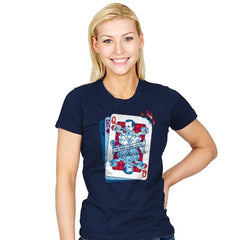 Gob of Diamonds Exclusive - Womens - T-Shirts - RIPT Apparel