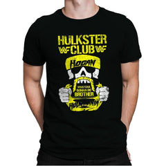 HULKSTER CLUB Exclusive - Mens Premium - T-Shirts - RIPT Apparel
