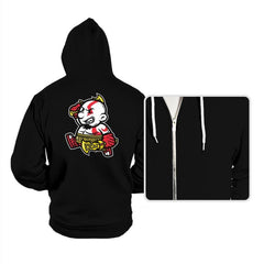Game Spartan Jump - Hoodies - Hoodies - RIPT Apparel
