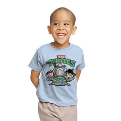Team Turtles - Youth - T-Shirts - RIPT Apparel