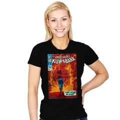 The Unbreakable Kuwabara - Womens - T-Shirts - RIPT Apparel