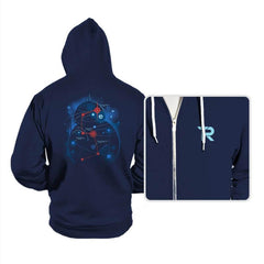 Charting the Way - Hoodies - Hoodies - RIPT Apparel