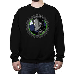 Big Metal Friend - Crew Neck Sweatshirt - Crew Neck Sweatshirt - RIPT Apparel