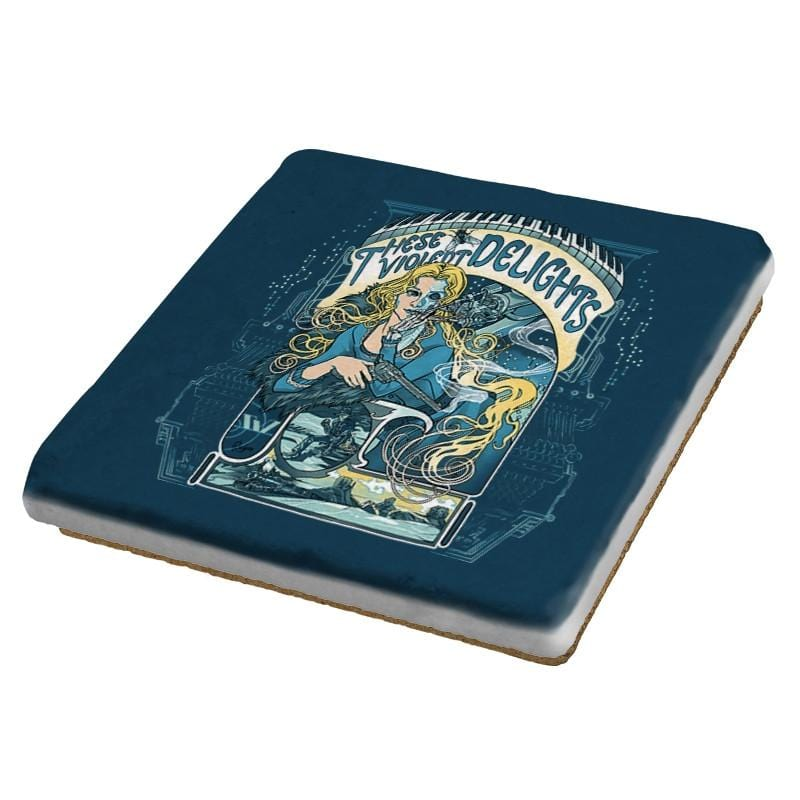 These Violent Delights Exclusive - Coasters - Coasters - RIPT Apparel