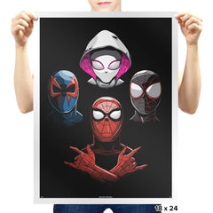 Arachnid Rhapsody Exclusive - Prints - Posters - RIPT Apparel