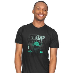 STOP WARS Exclusive - Best Seller - Mens - T-Shirts - RIPT Apparel