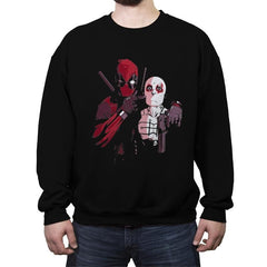 The Killing Pool - Crew Neck Sweatshirt - Crew Neck Sweatshirt - RIPT Apparel