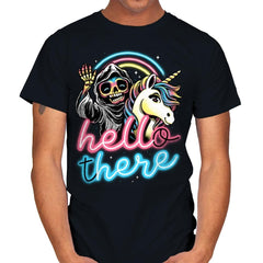 Hello There - Mens - T-Shirts - RIPT Apparel