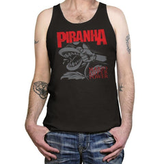 Display of Super Power - Tanktop - Tanktop - RIPT Apparel