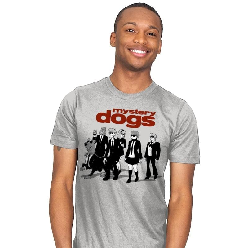 Mystery Dogs - Mens - T-Shirts - RIPT Apparel