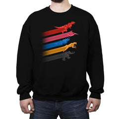 Ranger Force - Crew Neck Sweatshirt - Crew Neck Sweatshirt - RIPT Apparel