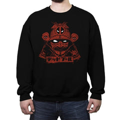 Shogunpool - Crew Neck Sweatshirt - Crew Neck Sweatshirt - RIPT Apparel