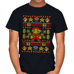 Super Ugly - Ugly Holiday - Mens - T-Shirts - RIPT Apparel