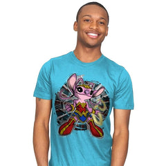 Wonder Angel - Mens - T-Shirts - RIPT Apparel