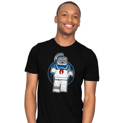 Mini Marshmallow Man Exclusive - Brick Tees - Mens - T-Shirts - RIPT Apparel