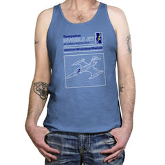 Invisible Repair - Wonderful Justice - Tanktop - Tanktop - RIPT Apparel