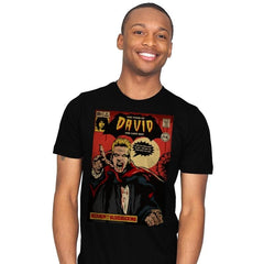 The Tomb of David - Mens - T-Shirts - RIPT Apparel