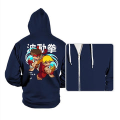 Hadoukawaii - Hoodies - Hoodies - RIPT Apparel