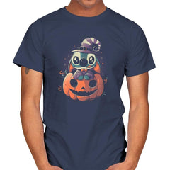 Ohana Pumpkin - Anytime - Mens - T-Shirts - RIPT Apparel