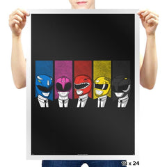 Reservoir Rangers - Prints - Posters - RIPT Apparel