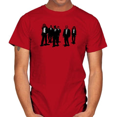 Justice Dogs Exclusive - Wonderful Justice - Mens - T-Shirts - RIPT Apparel