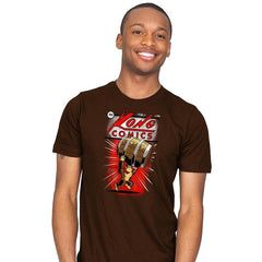 Kong Comics - Mens - T-Shirts - RIPT Apparel