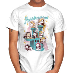 Purrrincess - Mens - T-Shirts - RIPT Apparel