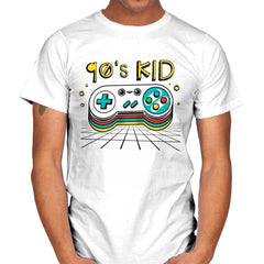 Ultimate 90's Kid - Mens - T-Shirts - RIPT Apparel