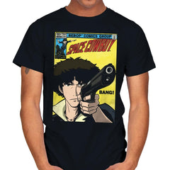 Space Comic - Mens - T-Shirts - RIPT Apparel