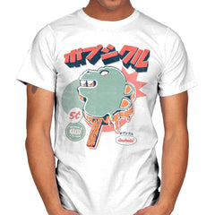 Kaiju Ice Pop - Mens - T-Shirts - RIPT Apparel