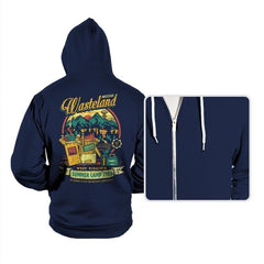 Nuclear Summer Camp - Hoodies - Hoodies - RIPT Apparel