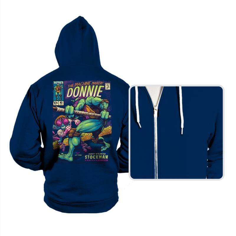 Donnie's Comics - Hoodies - Hoodies - RIPT Apparel