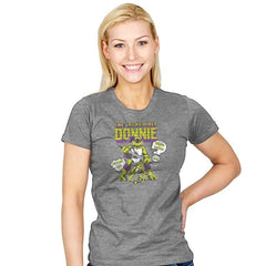 The Incredible Donnie - Womens - T-Shirts - RIPT Apparel
