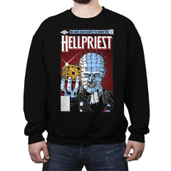Weapon 666 - Crew Neck Sweatshirt - Crew Neck Sweatshirt - RIPT Apparel