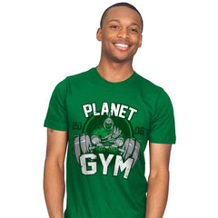 Planet Gym - Mens - T-Shirts - RIPT Apparel