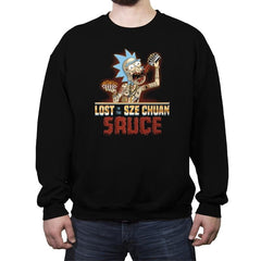 Lost in the Sze Chuan Sauce Exclusive - Crew Neck Sweatshirt - Crew Neck Sweatshirt - RIPT Apparel