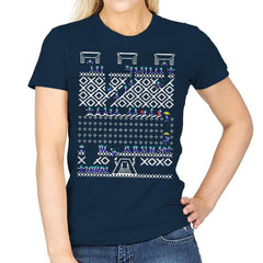 Oh No! Its Christmas! - Ugly Holiday - Womens - T-Shirts - RIPT Apparel