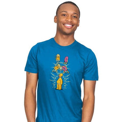 Homer Fusion - Mens - T-Shirts - RIPT Apparel