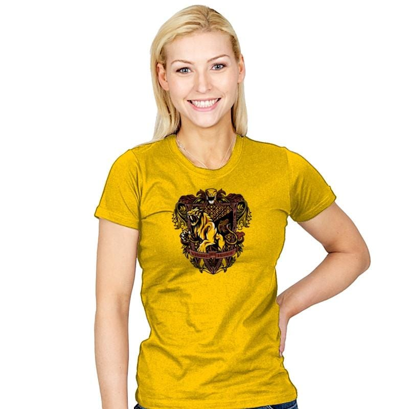Fangsabree - Zordwarts - Womens - T-Shirts - RIPT Apparel