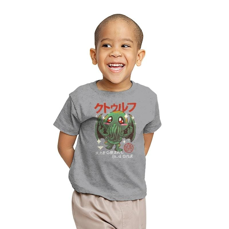 The Great Old Kawaii - Youth - T-Shirts - RIPT Apparel