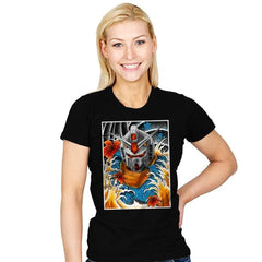 RX 78 - Womens - T-Shirts - RIPT Apparel