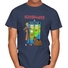 Scooby-Who - Mens - T-Shirts - RIPT Apparel